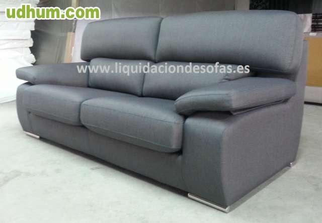Sof 3 plazas muy c modo y alta calidad for Sofas de calidad en madrid