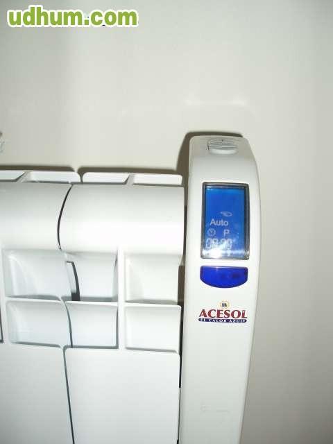 Emisores t rmicos calor azul acesol - Radiadores de calor azul ...