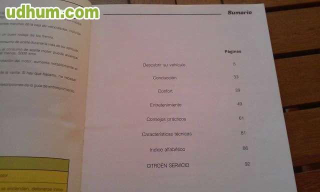 manual de citroen zx manual de radio Citroen Xantia Citroen 2CV