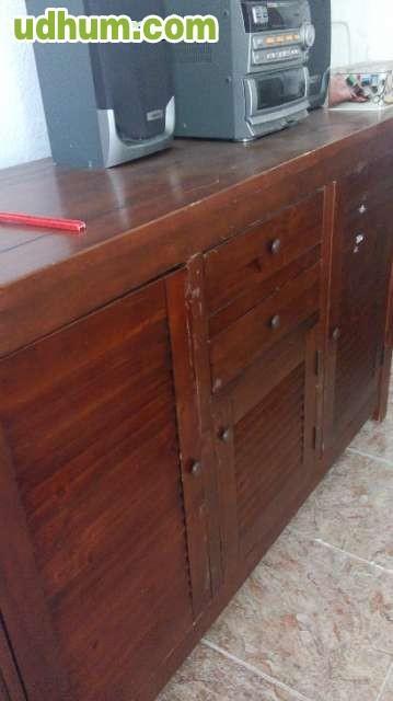 Se venden muebles rusticos de comedor for Muebles comedor rusticos