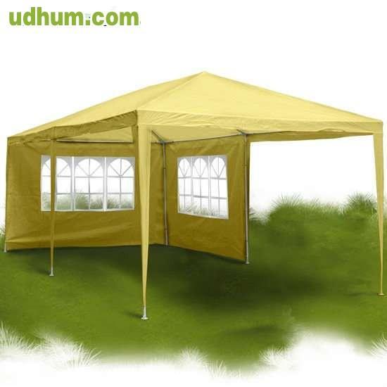 carpa pergola 6x3 o 3x6 varios colores 2. Black Bedroom Furniture Sets. Home Design Ideas