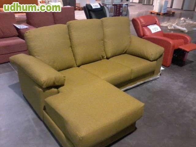 Liquidaci n chaise longue por cierre for Liquidacion sofas