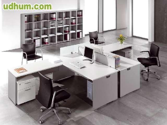 Muebles estanterias villarreal castellon for Muebles oficina castellon