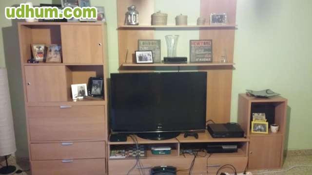 Mueble comedor compacto for Mueble compacto tv