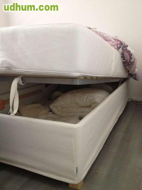 Cama individual 21 for Vendo cama individual