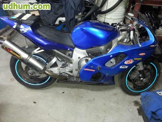 Yamaha yzf r6 02 03 for 02 yamaha r6