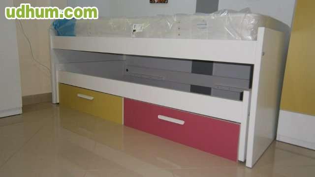 Oferta de cama compacta en 195 3 for Cama compacta oferta