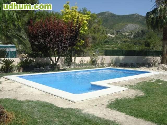 Fosas septicas y piscinas en mallorca for Piscina y jardin mallorca