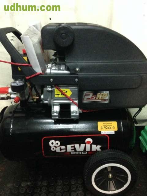 Oferta compresor 2hp 25 litros - Compresor de aire 25 litros ...