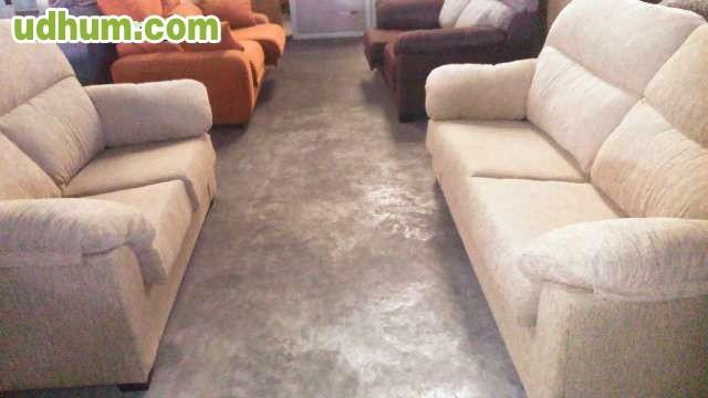 Liquidaci n de sof s 3 2 pzas for Liquidacion sofas