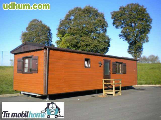 Oferta mobil home canexel ideal invierno 1 - Casas prefabricadas oferta ...