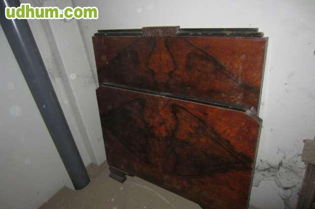 Cabezal cama de madera 1 - Cabezal de madera ...