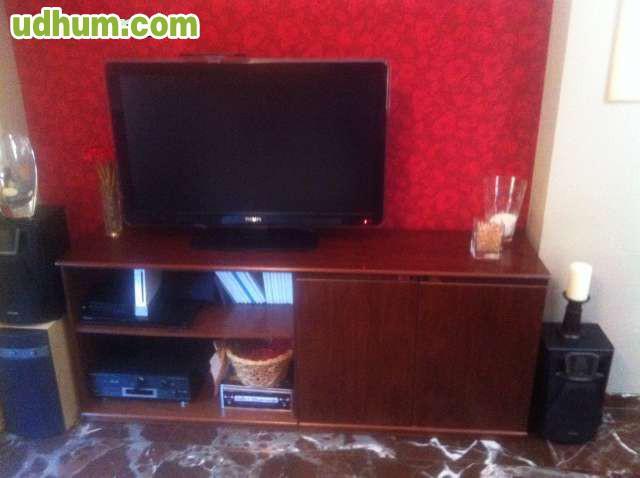 Conjunto de muebles de salon 6 for Conjunto muebles salon