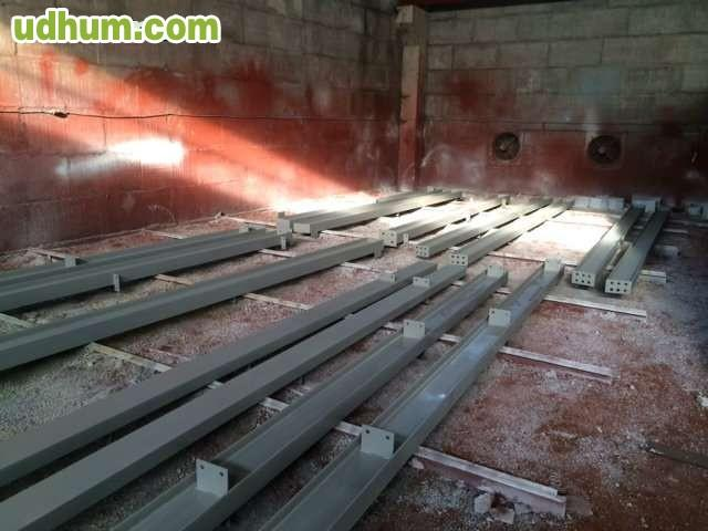 Venta de estructuras metalicas naves 1 for Naves prefabricadas de ocasion