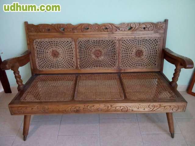 Conjunto de muebles de salon de india - Muebles de la india ...