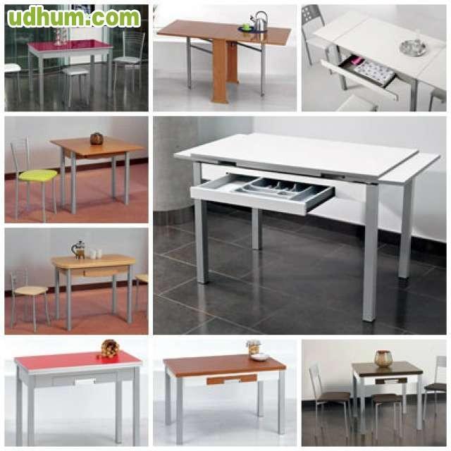 Auxiliar de cocina mesas y sillas nuevas - Mesas auxiliares de cocina ...