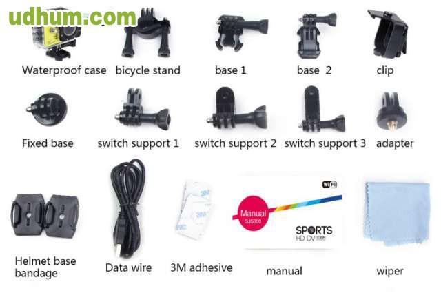 SJCAM  SJ5000 WIFI 6