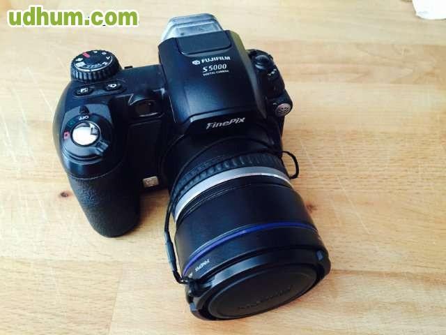 Fuji fujifilm s5000 for Fujifilm finepix s5000 prix