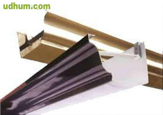 Canal n de aluminio continuo 1 - Canalon de aluminio ...