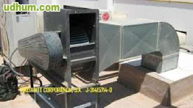Campanas extractoras de humo for Extractor de humo para cocina