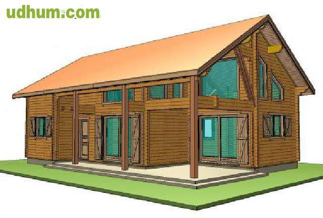Casas de madera en venta 962850154 5 - Casas de madera gandia ...