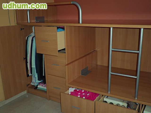 Dormitorio con literas tipo tren - Dormitorios tipo tren ...