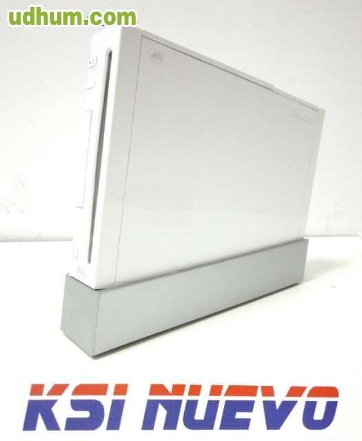 Consola wii con un mando for Wii valencia