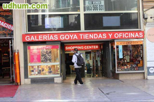 Centro plaza uncibay galerias goya for Plaza uncibay