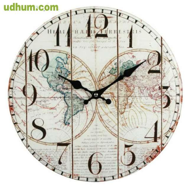 Relojes de pared originales iv - Relojes de pared grandes ...