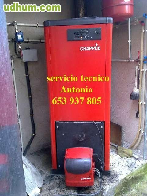 Servicio tecnico roca caldera gasoil for Servicio tecnico oficial roca