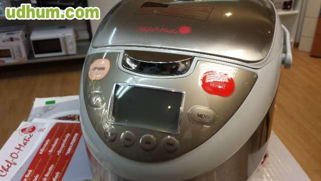 Robot cocina 24 - Recetas cocina chef matic pro ...