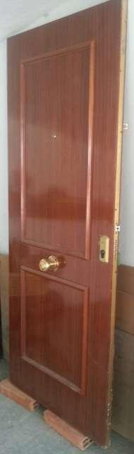 Puertas blindadas 1 for Puertas blindadas