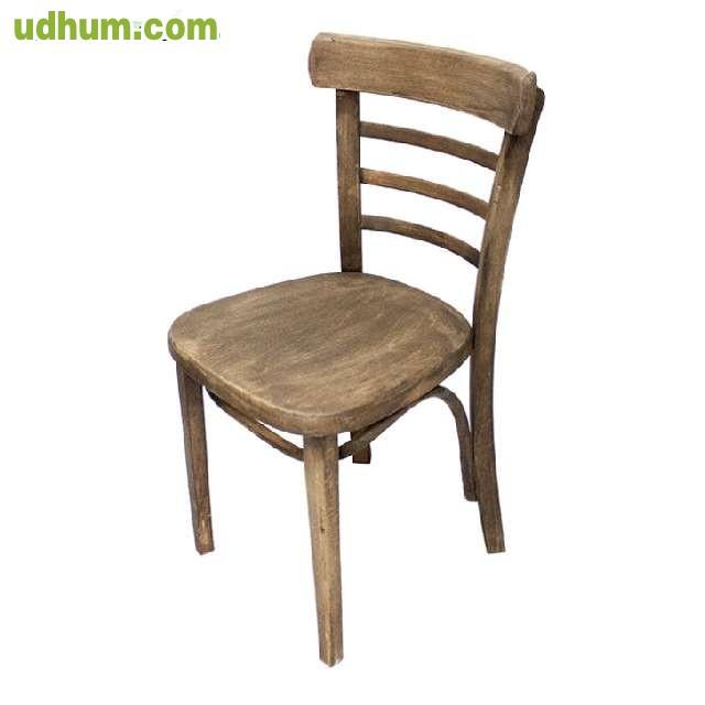 Epoca silla de madera precio sin pintar - Pintar sillas de madera ...