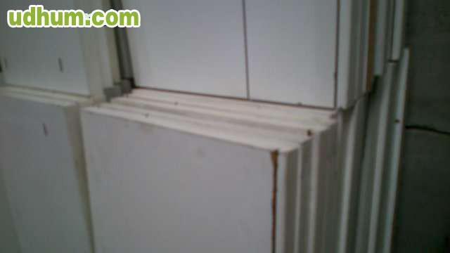Baldas metalicas y madera for Vendo caseta metalica