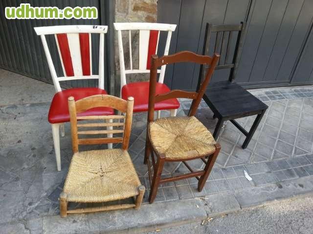 Sillones sillas y muebles antiguos - Venta de muebles antiguos para restaurar ...