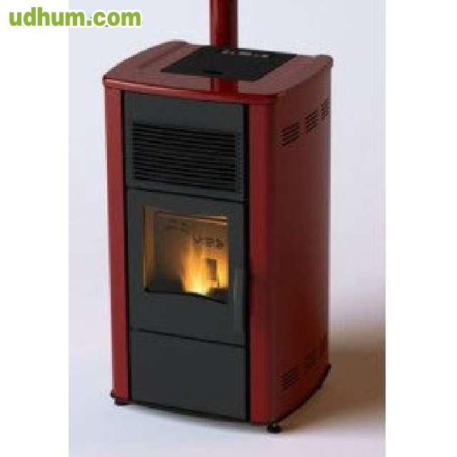 Calefaccion estufa pellets for Fabricantes de estufas de pellets