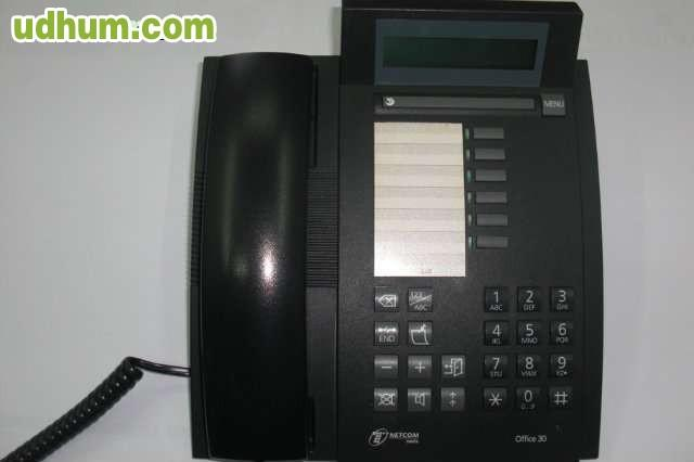 Tel fonos para centralitas neris i4 for Telefono oficina vodafone