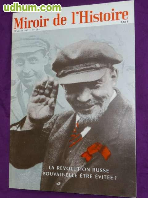 Vendo revistas miroir de l histoire for Miroir de l histoire
