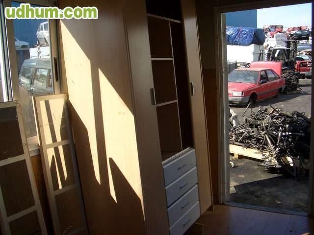 Oficina prefabricada for Vendo caseta metalica