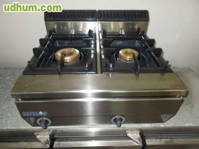 Cocina dos fuegos a gas - Cocina dos fuegos gas ...