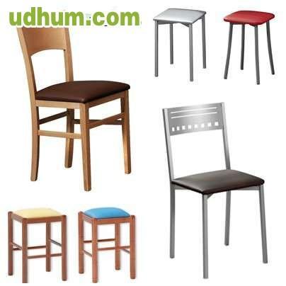 Mesas y sillas de cocina al mejor precio for Sillas para cocina precios