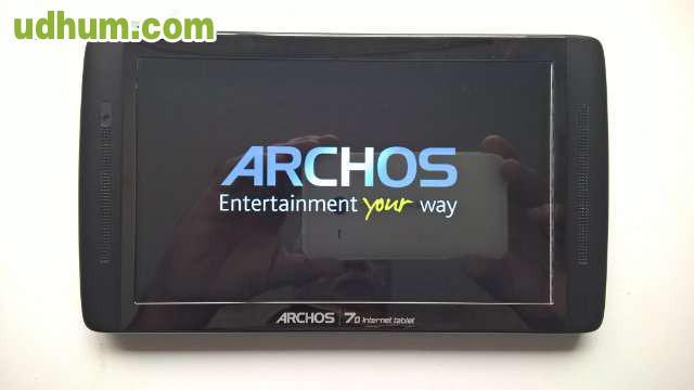 archos 7 home tablet manual