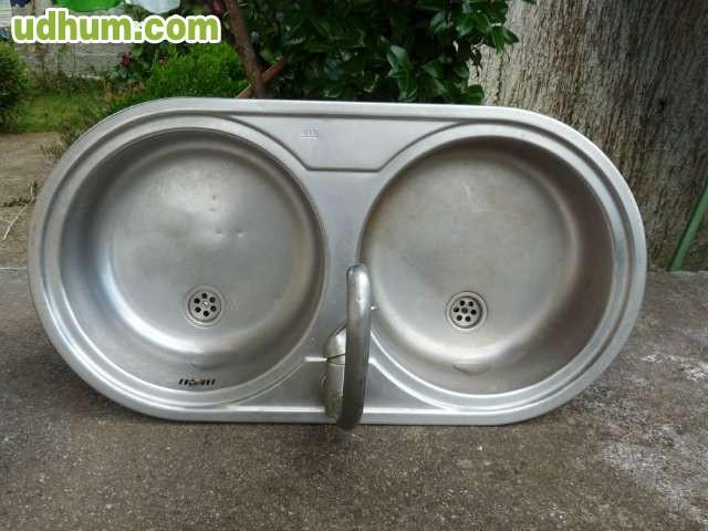 Se vende fregadero de cocina acero inox 1 - Fregaderos thor ...