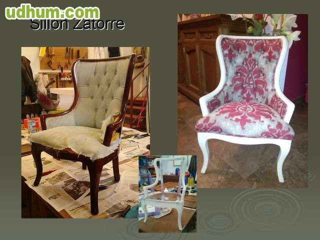 Curso intensivo restauraci n de muebles - Restauracion muebles zaragoza ...