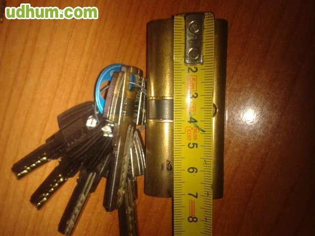 Bombin de seguridad for Mejor bombin de seguridad