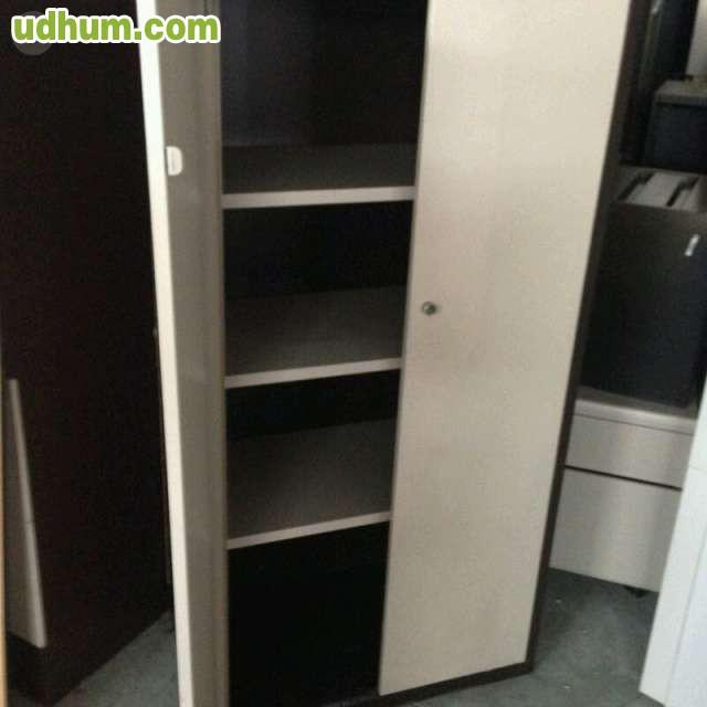 Armarios metalicos de oficina seminuevos for Muebles de oficina kemen