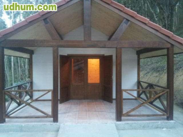 Casas de madera en badalona - Casas prefabricadas de madera en galicia precios ...