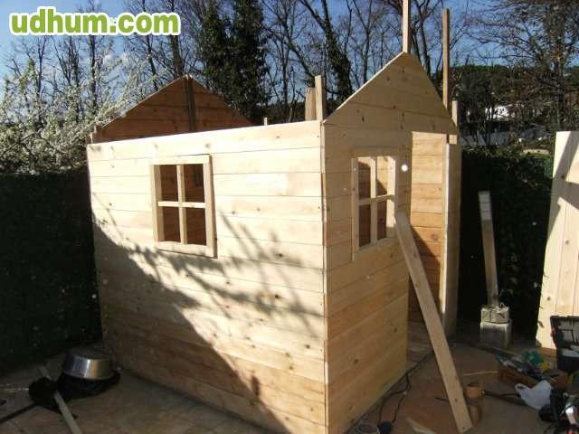 Casetas de jardin a medida for Casetas de huerto