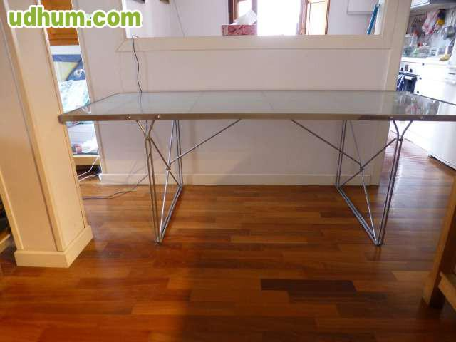 Mesa de oficina despacho o comedor for Comedor para oficina