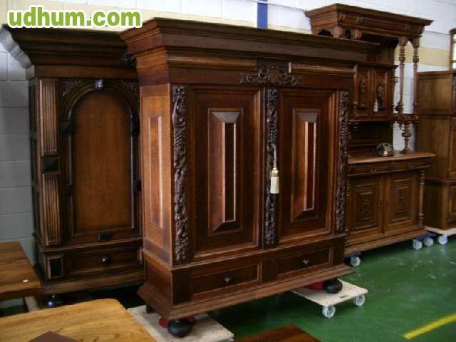 Aparadores antiguos mesas sillas decora for Muebles antiguos asturias